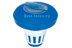 Поплавок дозатор BestWay Chemical Floater 58071