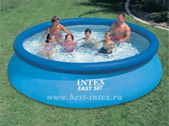 Надувной бассейн Intex Easy Set Pool 28130, 366 х 76 см