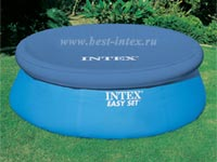 ���� ��� �������� ��������� Intex Pool Cover 28021, 305 ��
