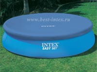���� ��� �������� ��������� Intex Pool Cover 28023, 457 ��