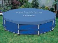 ���� ��� ��������� ��������� Intex Pool Cover 28031, 366 ��